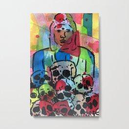 This here Metal Print