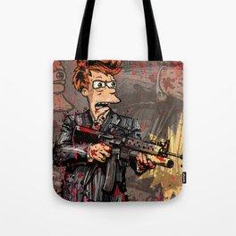 Fryface Tote Bag