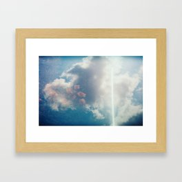 A Meagerly Stocked Dream World Framed Art Print
