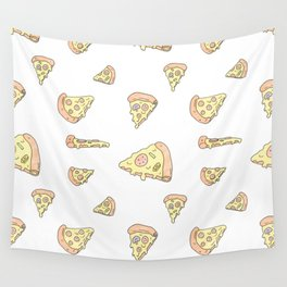 Pick Your Pizza Slices! Wall Tapestry