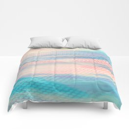 Tulle Mountains 2 Comforters