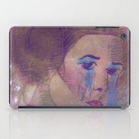 princess leia iPad Cases featuring Princess Leia  by Mara Valladares
