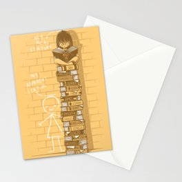 Real stature Stationery Cards