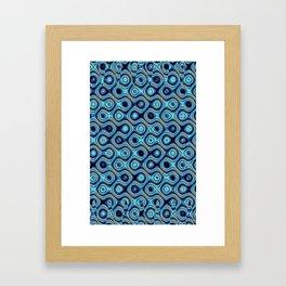 Mix Ten Framed Art Print