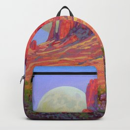 Superstitions Fantasy by Amanda Martinson Backpack
