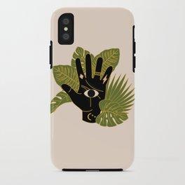 Mystic Hand iPhone Case