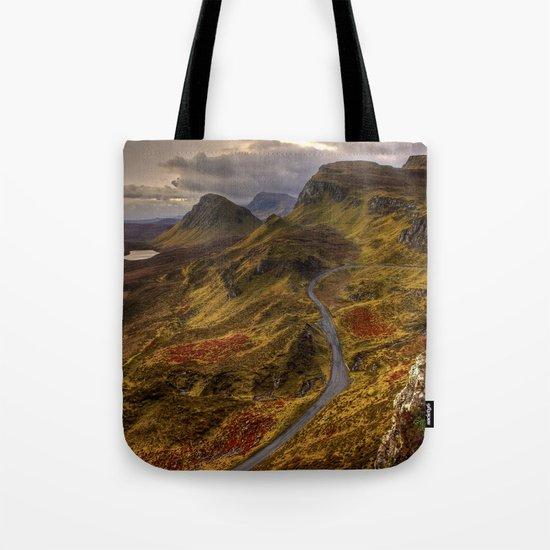 mountain landscape 6 Tote Bag