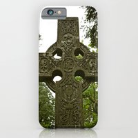 Celtic cross iPhone 6s Slim Case