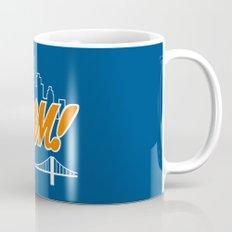 Let's Go Mets Coffee Mug
