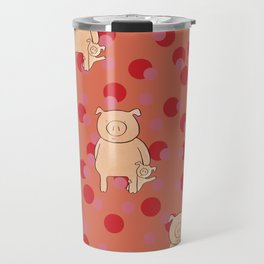 Year of the Pig Travel Mug