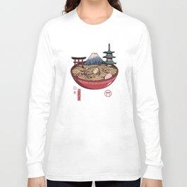 A Japanese Ramen Long Sleeve T-shirt