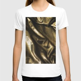Gold Fabric T-shirt