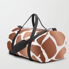 Giraffe (Bronze) Duffle Bag