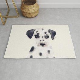 little dalmatian Rug