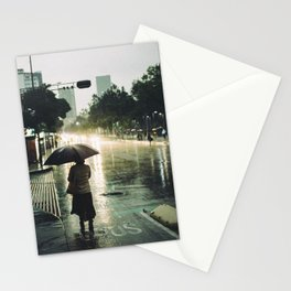 A long day Stationery Cards