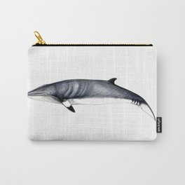 Minke whale Carry-All Pouch