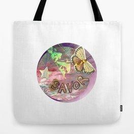 Savor Charm Tote Bag