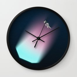 108 - Space Oddity Wall Clock