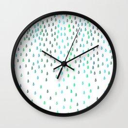 Lemondrops 2 Wall Clock