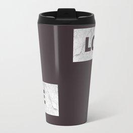 Love live laught Travel Mug