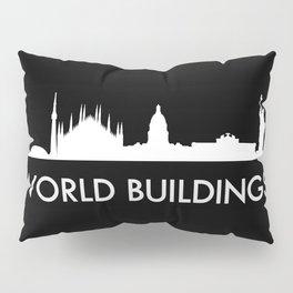 skyline world Pillow Sham