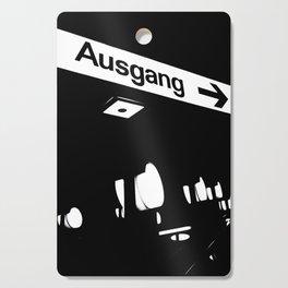 Berlin / Ausgang Cutting Board