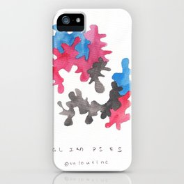 Matisse Inspired | Becoming Series || Glimpses iPhone Case