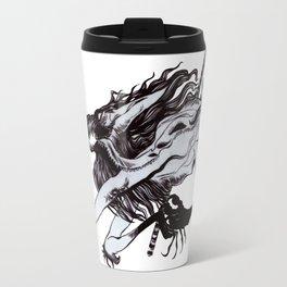 Werewolf Carousel Travel Mug
