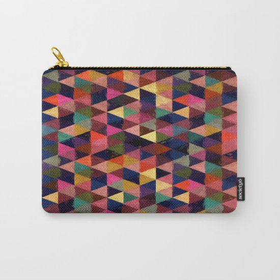 Abstract #374 Carry-All Pouch