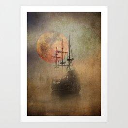 From Darkness 1 Art Print