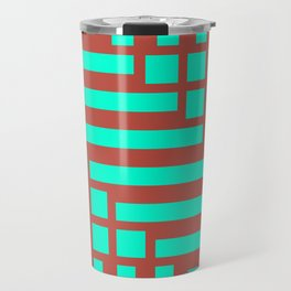 Shapes 017 Travel Mug