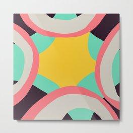 Abstract Shape #1 Metal Print