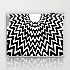 it makes me dizzy Laptop & iPad Skin