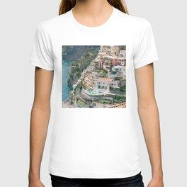 Italy. Amalfi Coastline T-shirt