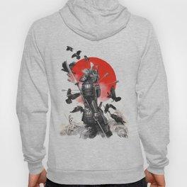 Unstoppable Samurai Warrior Hoody