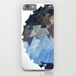 Kaleidoscopio Gotico iPhone Case