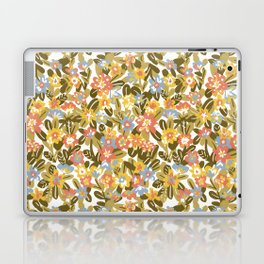 Garden Print Laptop & iPad Skin