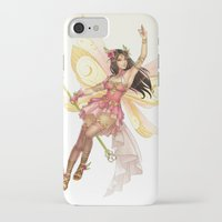 fairy iPhone & iPod Cases featuring Fairy by clayscence