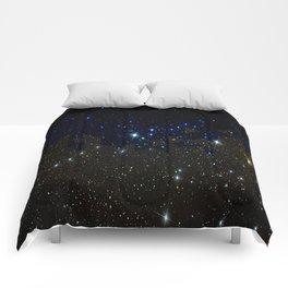 SPACE BACKGROUND Comforters