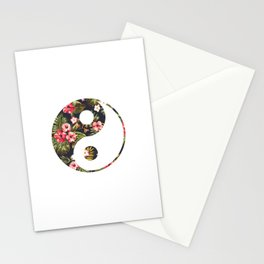 Yin Yang Stationery Cards