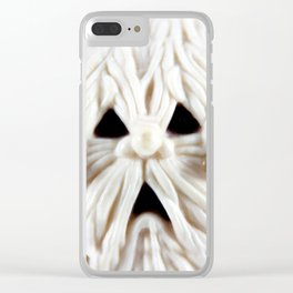 Hoth Wampa Clear iPhone Case