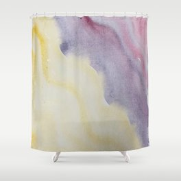 Sunlight on Lilacs Shower Curtain