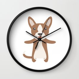 Ibizan Hound Gift Idea Wall Clock