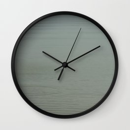 Ripples on the Lake Wall Clock