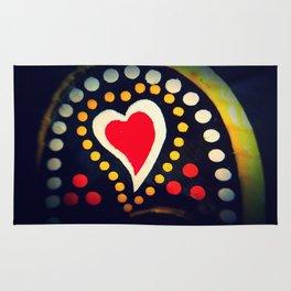 Portuguese Heart Rug