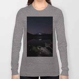 A Trillium Night Long Sleeve T-shirt
