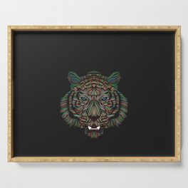 KING of the JUNGLE Serving Tray