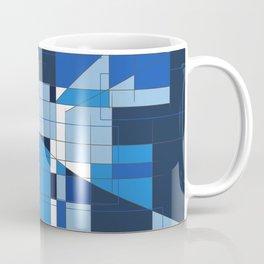the blue dog Coffee Mug