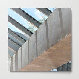 Abstraction, Bellingham Metal Print