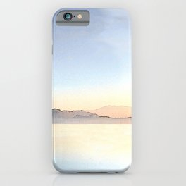 Sunrise Mirage iPhone Case